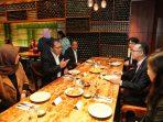 Disebut Pemimpin Inovatif, Danny Diundang Khusus ke S R Nathan Felowship Singapura