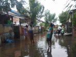 Hujan Seharian Warga Perumnas Antang Blok 10 Kelurahan Manggala Was-was