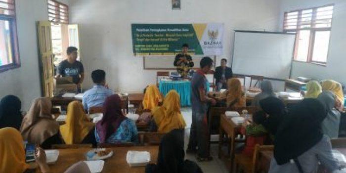 Kampung Zakat Kahayya Siap Lahirkan Guru Inspiratif, Kreatif dan Inovatif di Era Mellenial