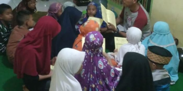 KPAY FM Makassar Istiqamah Tuntun Anak-anak Belajar Mengaji