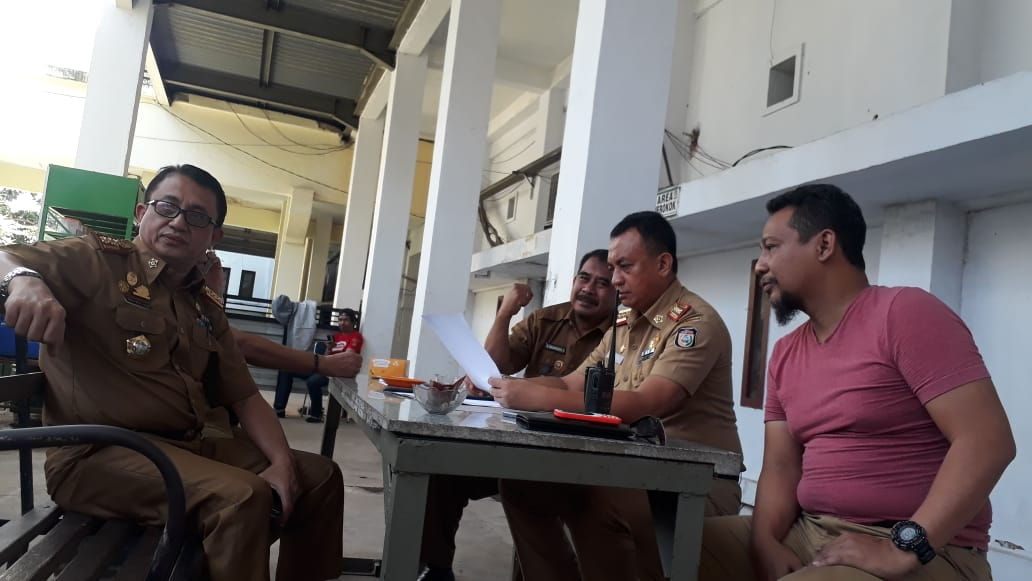 Minta Tutup Paksa, Pejabat Pemkot Makassar Nilai Ketua Ormas BMI Tak Tau Aturan