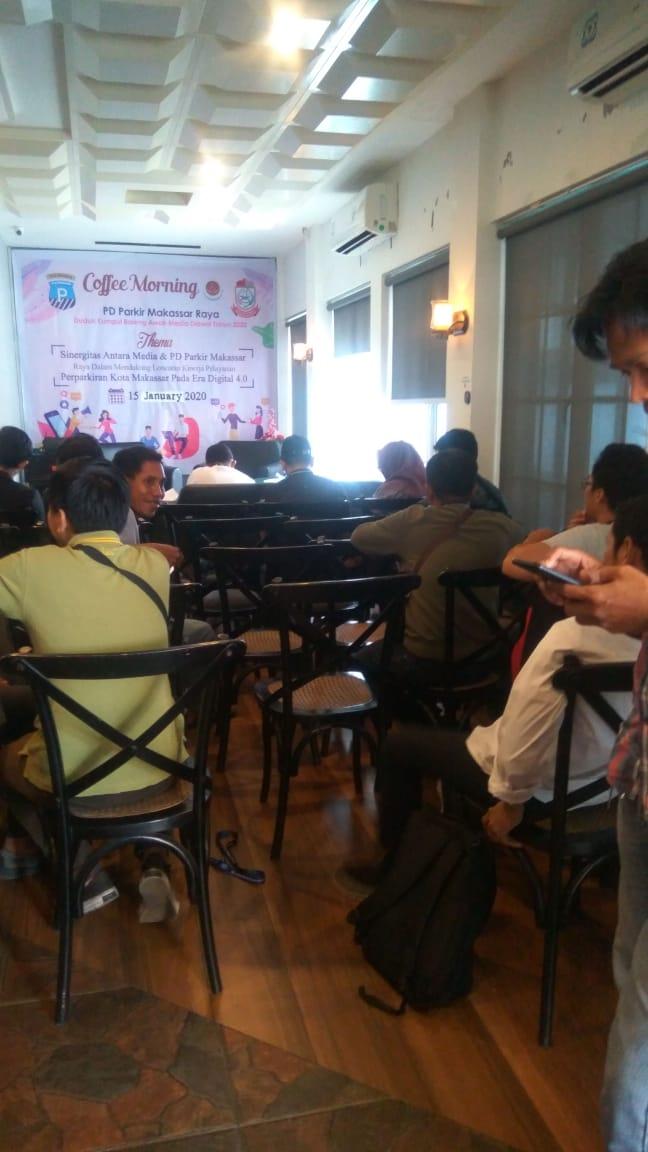 PD Parkir Rangkul Media Paparkan Visi Misi