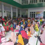 Lomba Mewarnai HUT KSP Berkat ke 52 Diikuti Ratusan Anak