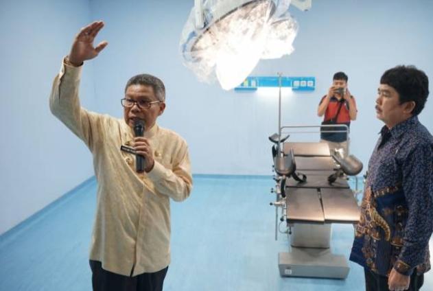 Bergerak Cepat Cegah Penularan Covid-19, Wali Kota Taufan Terimakasih Kepada Pejuang Kemanusiaan