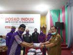 Dukung Pemerintah Lawan Covid-19, DPW HIKMA Bagikan Masker Gratis Se Sulsel