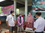 Tomy Satria Pantau Posko Penanganan Covid 19 dan Perbatasan Daerah