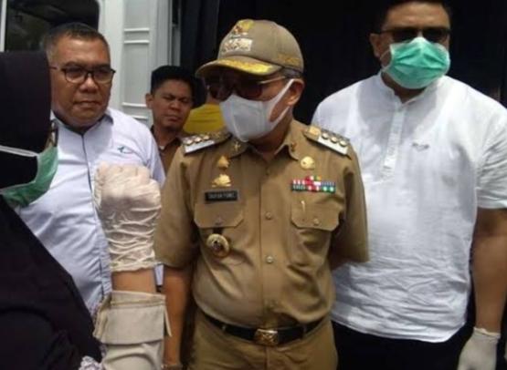 Warga Sidrap Berstatus PDP, Dinyatakan Meninggal Di RSUD Andi Makkasau, Taufan : Warga Parepare Jangan Panik