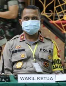 Dukung Perjuangan Para Medis, Wakapolda Sulsel Berikan Bantuan APD