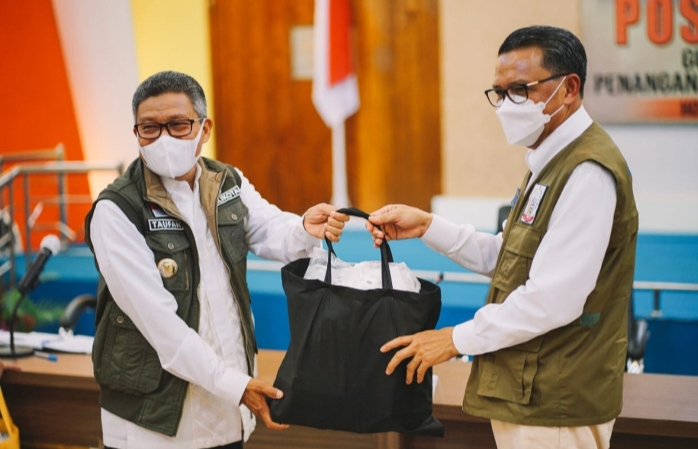 Gubernur Sulsel Ajak ODP di Parepare Diikutkan Program Wisata Covid-19
