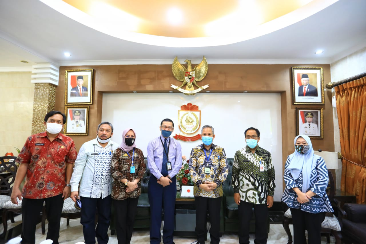Ikon Baru Kota Makassar, Prof Yusran Resmikan Ekowisata Mangrove Lantebung