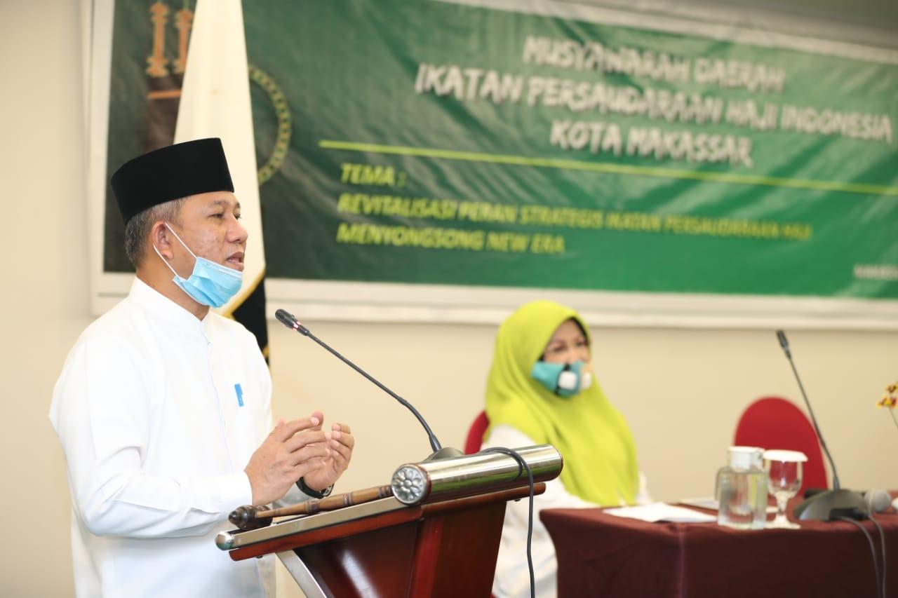 Musda ke IV IPHI Prof Yusran Jusuf  Ajak IPHI Sinergi Putus Mata Rantai Covid 19