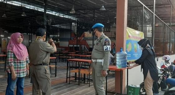 Pemkot Parepare Peringatkan Kafe Patuhi Jam Operasional, Tempat Hiburan dan Panti Pijat Masih Tutup
