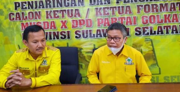 Abdillah Natsir Sebut Taufan Pawe sebagai Kandidat Paling Mumpuni