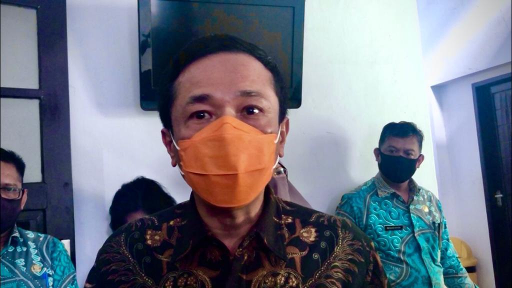 Hindari Covid-19, Pj Walikota Makassar Tiadakan Open House