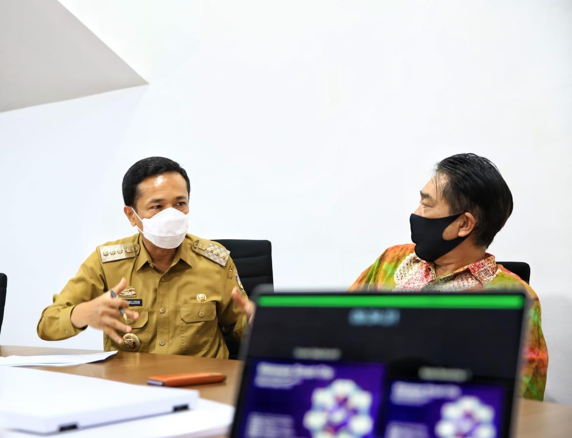 Jalin Kerjasama, Jepang Akan Bantu Makassar Terkait Kesehatan, Keamanan dan Transportasi