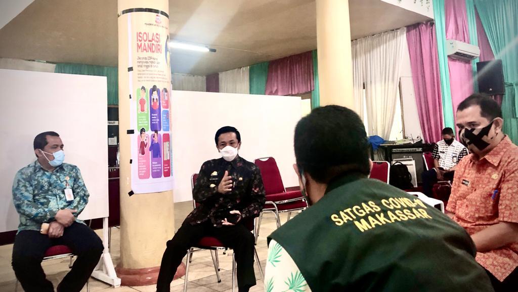 Prof Rudy Djamaluddin Perintahkan Tim Gugus Tugas Covid-19 Lebih Responsif Terhadap Pengaduan Warga