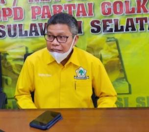 Resmi Serahkan Dukungan, Taufan Pawe Targetkan Pilkada 2020 di Sulsel Golkar Menang