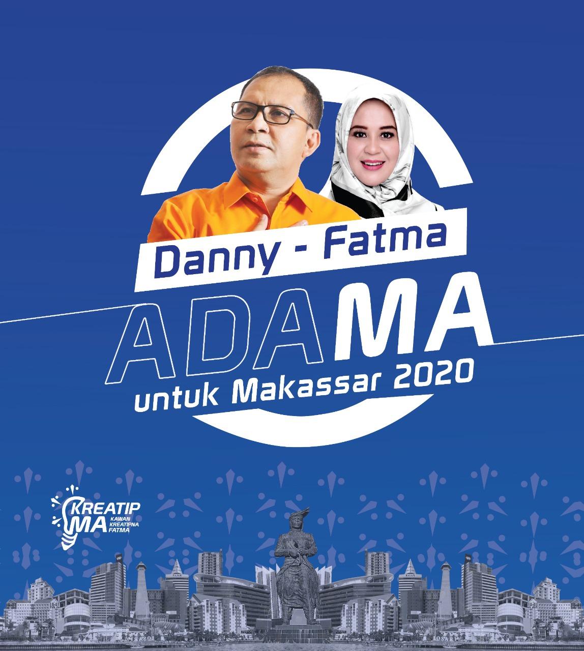 Strategi Pemenangan Danny-Fatma Semakin Mantap