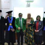 Andi Makkasau Raih Gelar Doktor di UMI Makassar