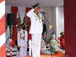 Digelar di Halaman Kantor Wali Kota, Taufan : Nuansa HUT Berbeda Dari Tahun Yang Lalu