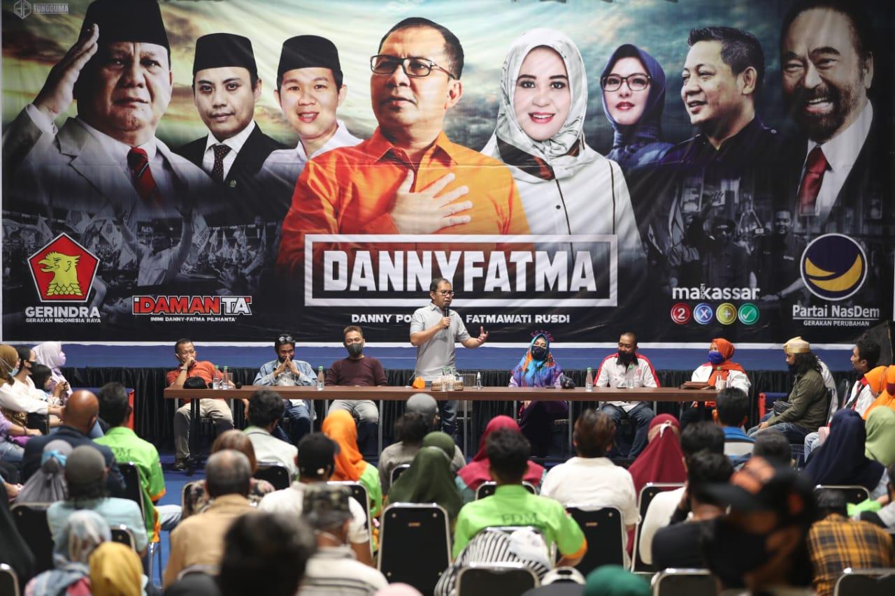 Dihadapan Orang Banyak, Danny Puji Fatmawati Sosok Perempuan Komplet