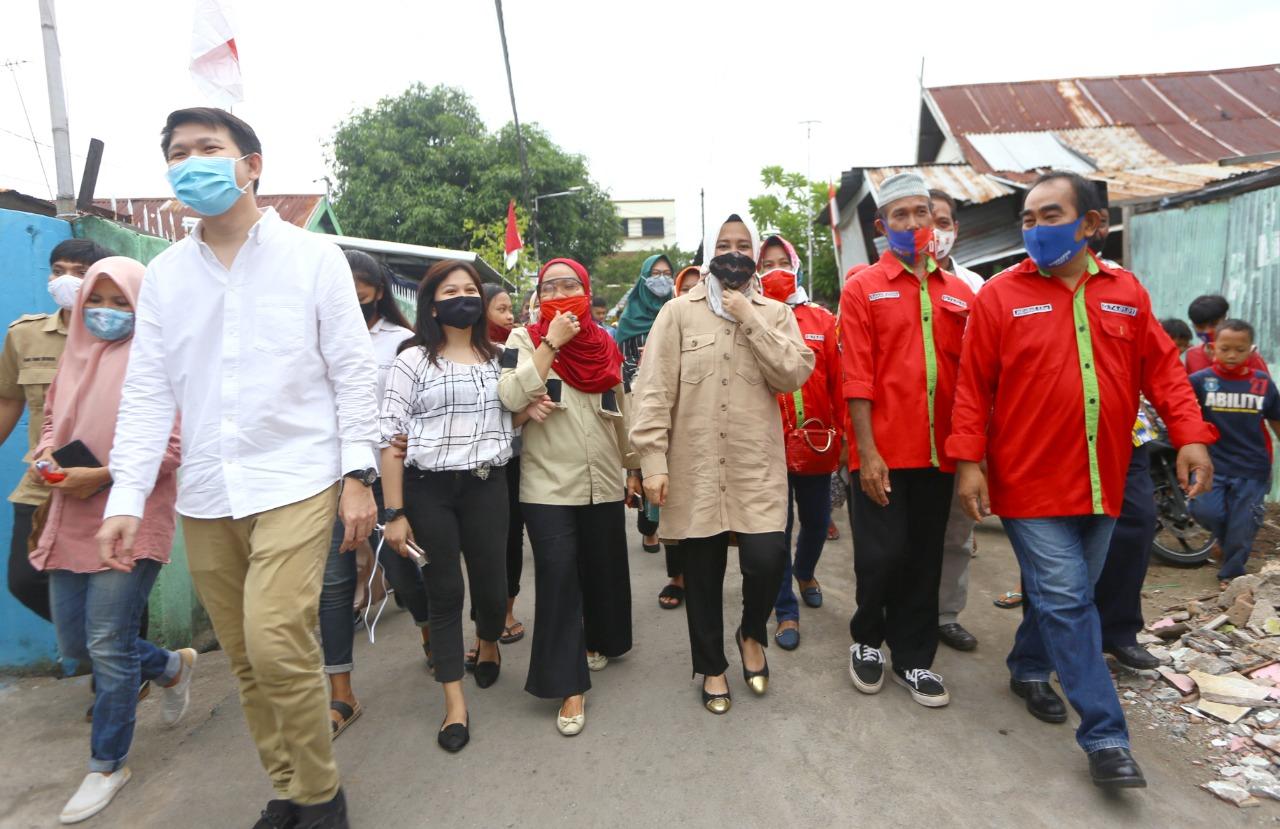 Fatmawati Rusdi Makin Didambakan Jadikan Makassar Dua Kali Tambah Baik