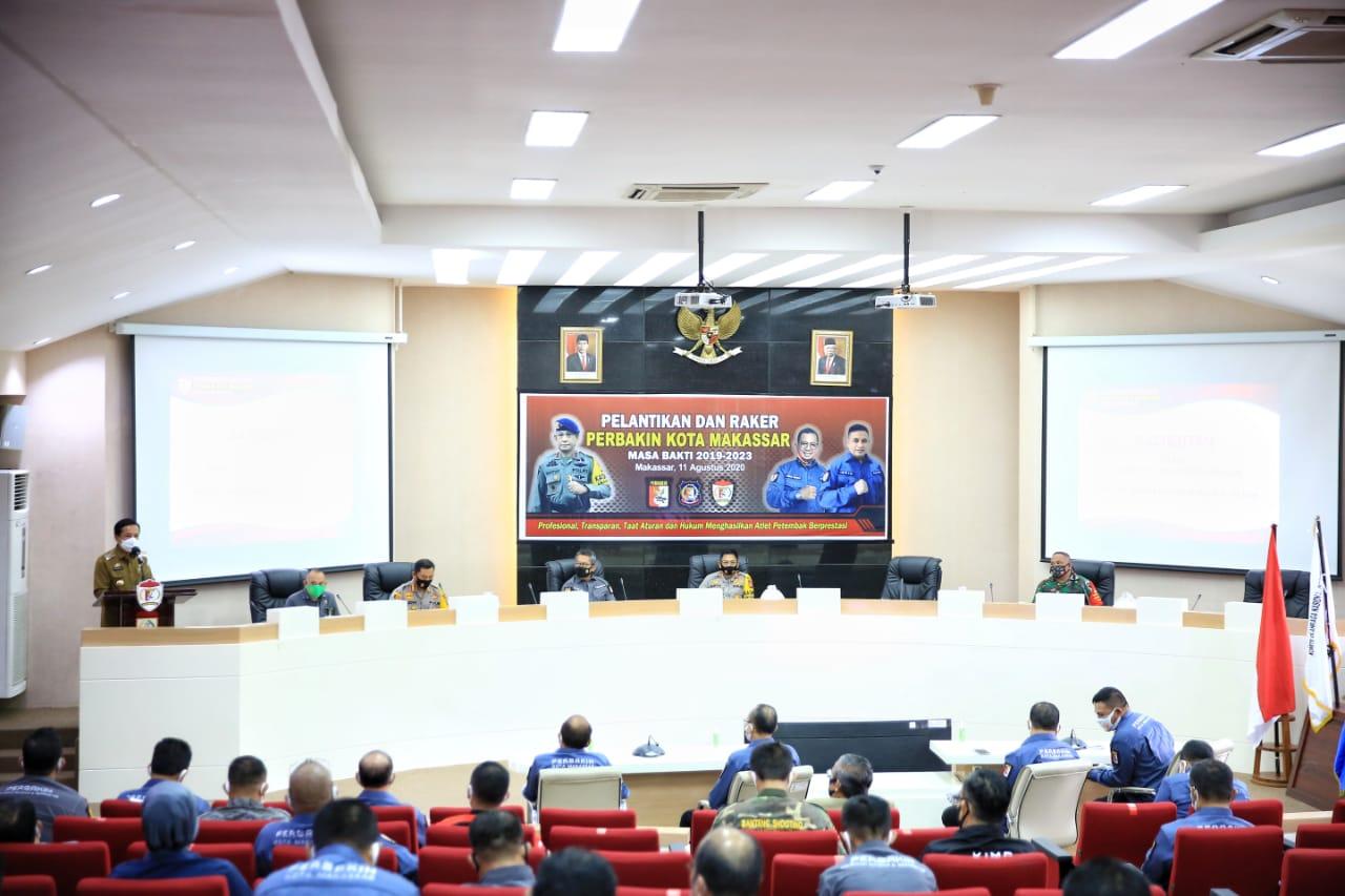 Harapan Pj Walikota Makassar Bagi Pengurus Perbakin