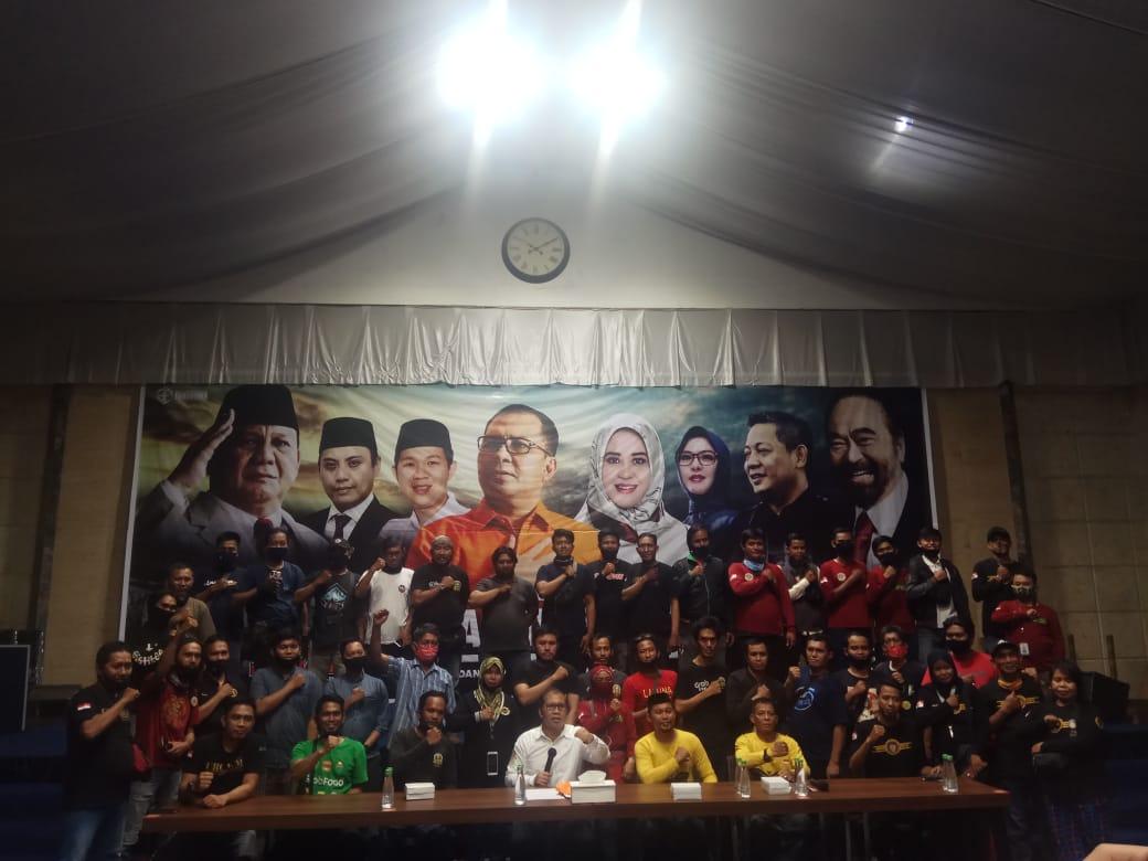 Komunitas Ojol Inginkan Danny Pomanto Kembali Jadi Walikota Makassar