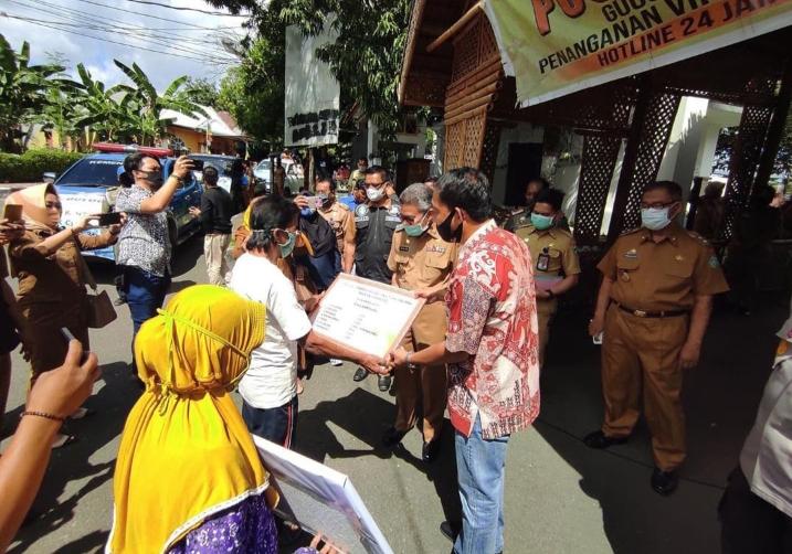 Pemkot Parepare Salurkan Bansos Untuk 11.545 KK