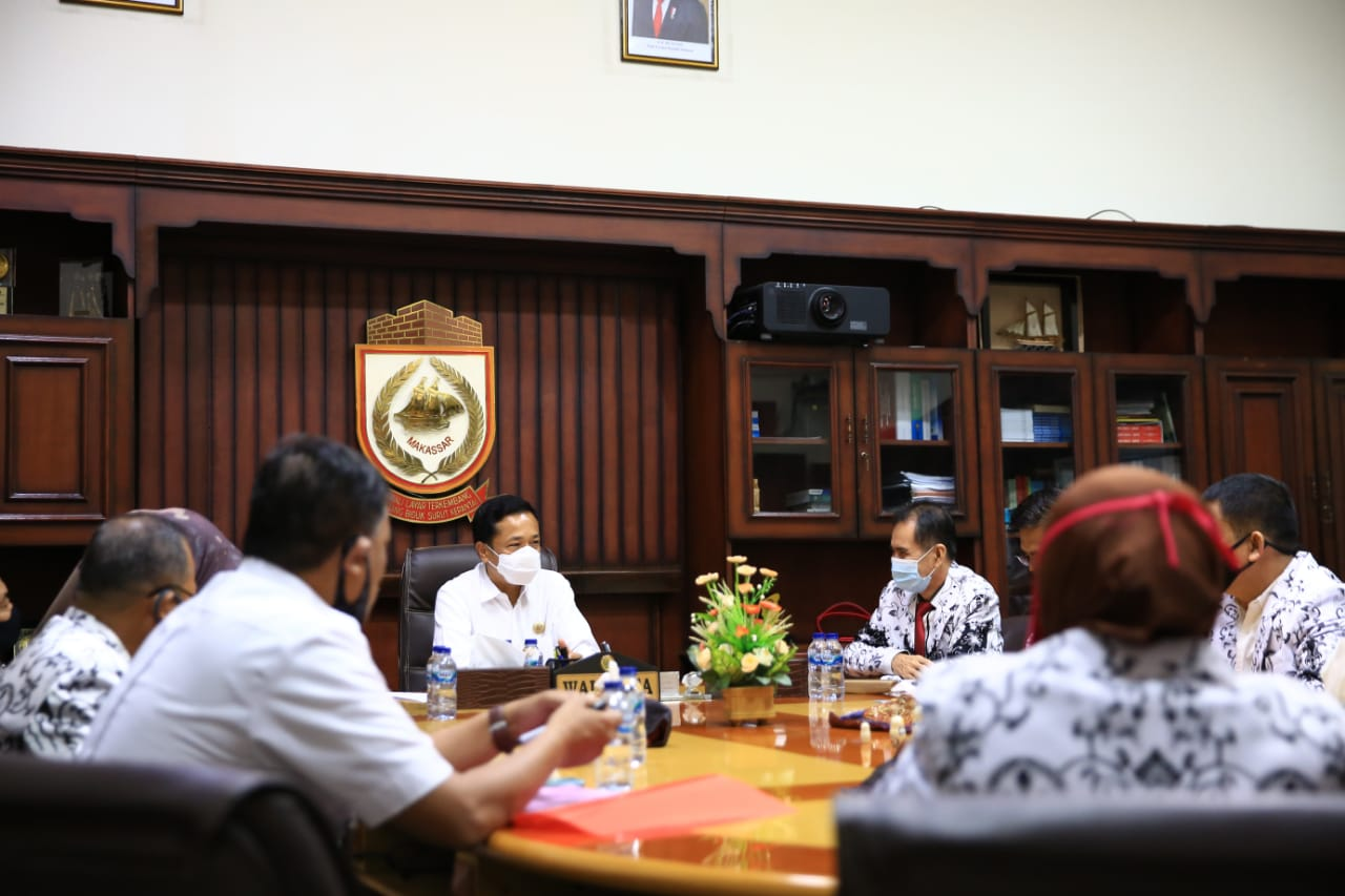 Pj Walikota: Pendidikan Harus Didesain Secara Sistematis, Terstruktur dan Tepat Sasaran