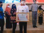 Rudy Djamaluddin Raih Penghargaan di Puncak Peringatan Hari Anak Nasional