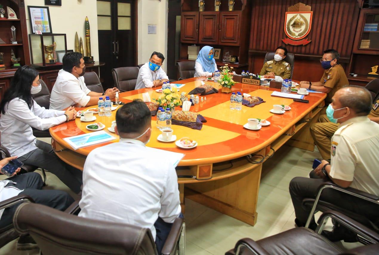 Sinergi Pemkot Makassar PLN Bangun Infrastruktur Kelistrikan di Kota Makassar