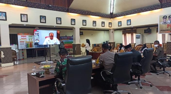 Tindaklanjuti Instruksi Presiden, Pemkot Parepare Segera Terbitkan Perwali Perketat Protokol Kesehatan
