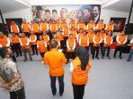 Koalisi Advokat Dikukuhkan, Kawal Danny-Fatma hingga TPS
