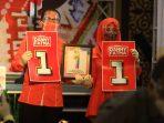 Patuhi Protokol Kesehatan, Danny-Fatma Lebih Pilih Blusukan di Masa Kampanye