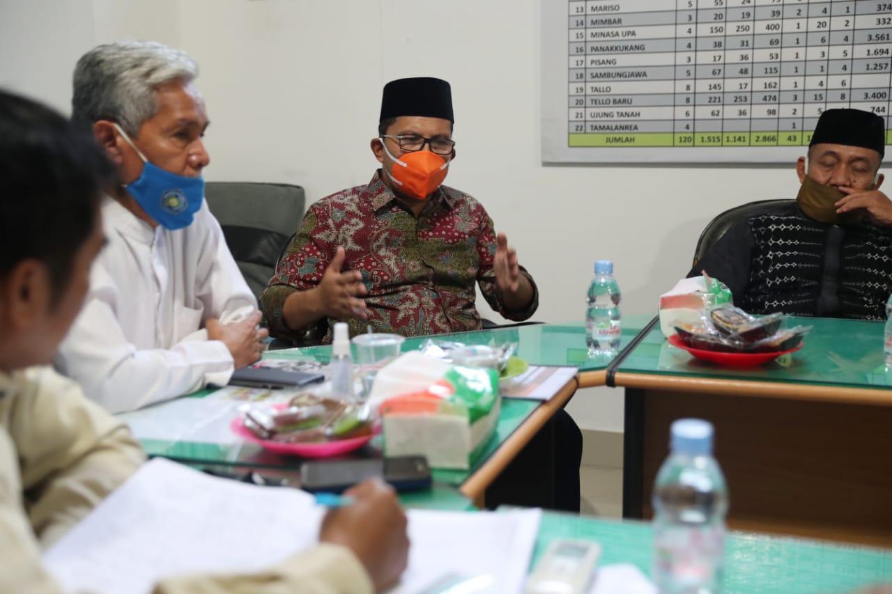 Petinggi Muhammadiyah Persilahkan Danny Pomanto Dekati Warga Muhammadiyah