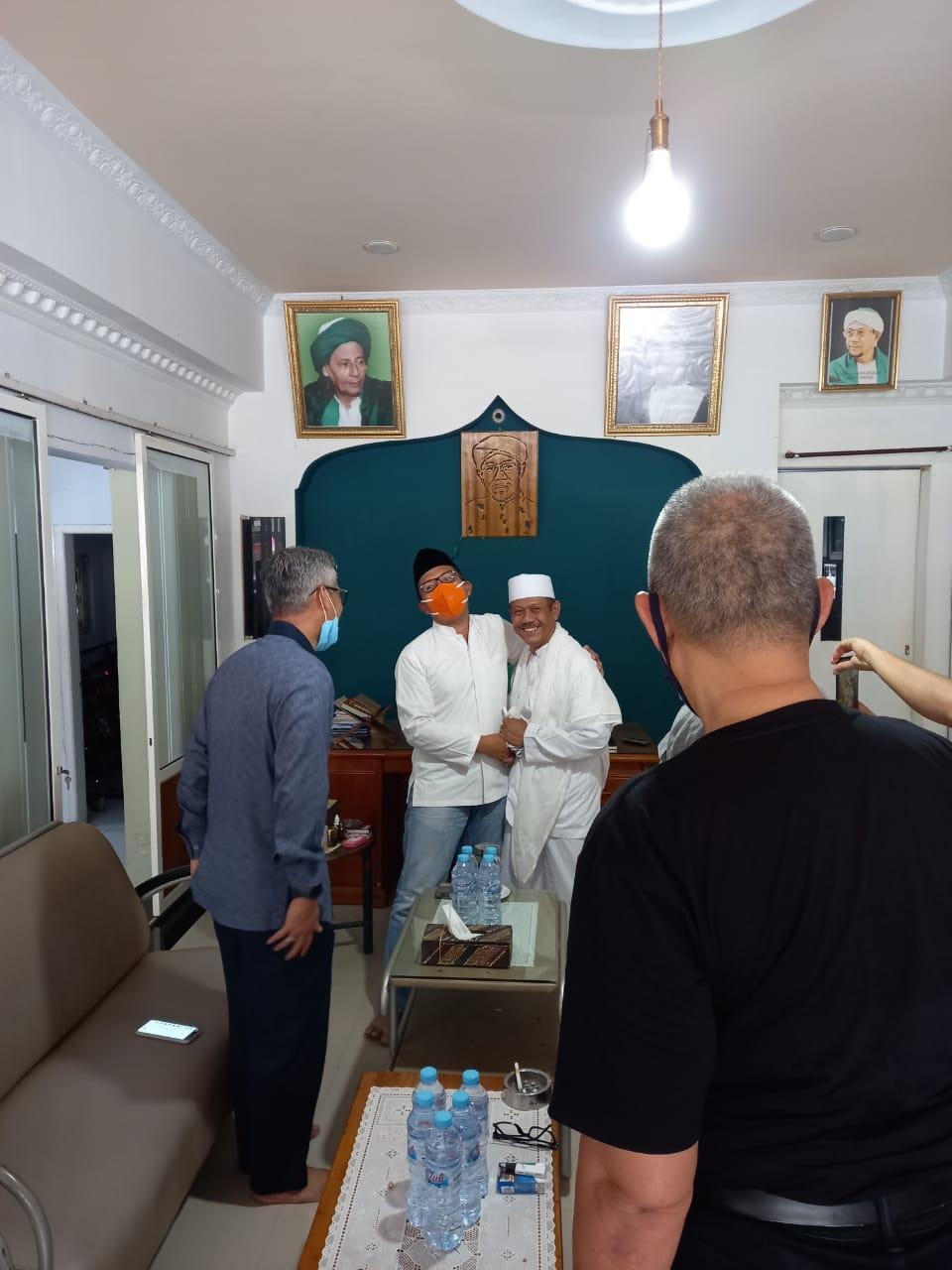 Puang Makka Doakan Danny Pomanto