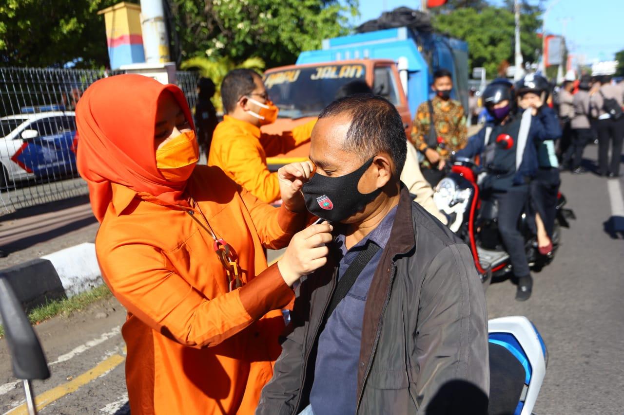 Tanpa Mobilisasi Massa, Relawan Danny-Fatma Cukup Nobar