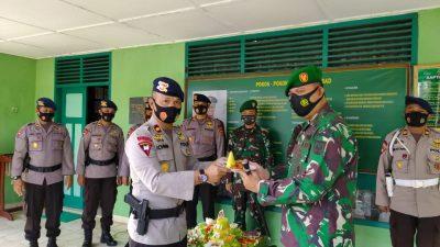 Kejutan Spesial Batalyon C Pelopor di HUT TNI ke 75