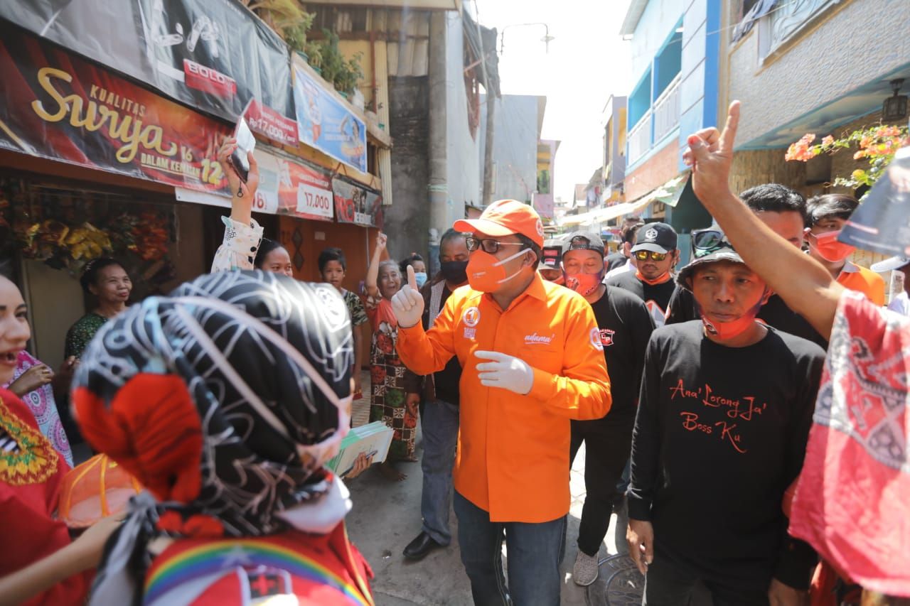 Komitmen Pemberantasan Korupsi,Warga Lette Makin Kesemsem pada ADAMA
