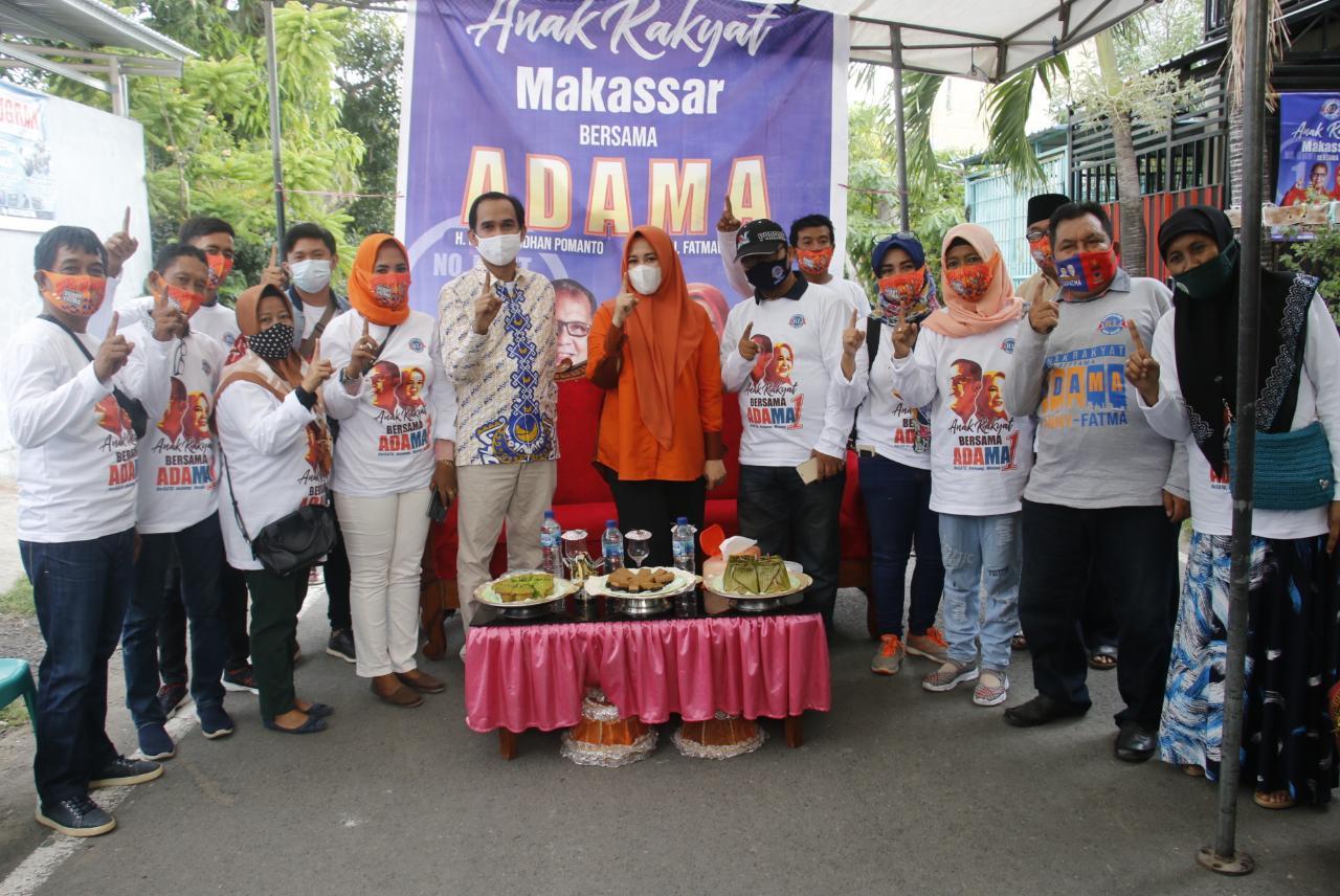 Komunitas Anak Rakyat Dukung ADAMA': Pilihan Terbaik untuk Kota Makassar