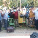 Tokoh Perempuan Ajak Warga di Bontotiro Pilih Paslon Nomor 3