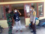 Bhabinkamtibmas dan Babinsa Gelar Operasi Yustisi di wilayah Binaannya