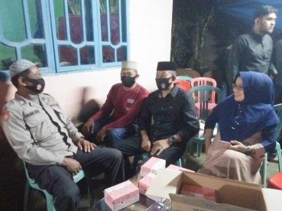 Bhabinkamtibmas Desa Bajiminasa Ajak Warga Ikut Memelihara Situasi Kamtibmas