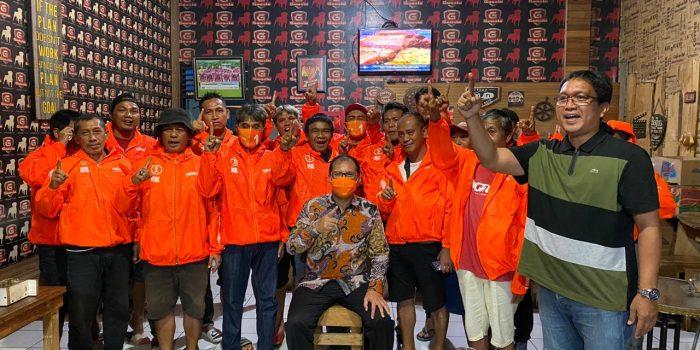 Tidak Suka yang Manfaatkan PSM untuk Politik, Eks Pemain Ramai-Ramai ke Danny-Fatma