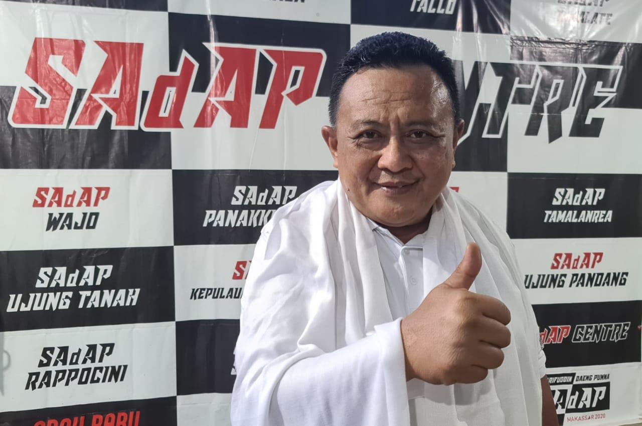 Inginkan Makassar Damai, SAdAP: Selamat Kepada Pemenang Saya Apresiasi Semua Cawalkot Makassar