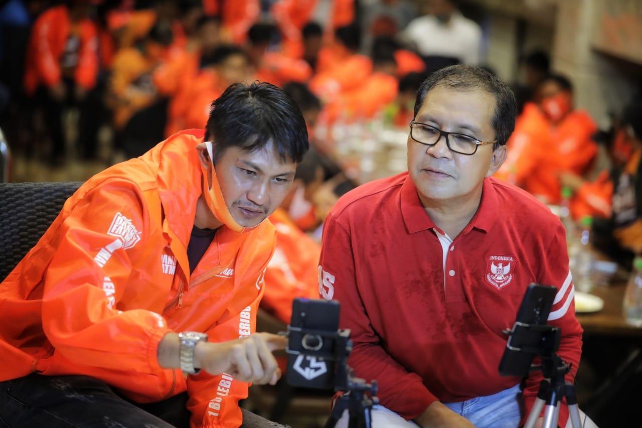 Punggawa PSM Makassar Merapat Ke ADAMA