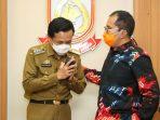 Demi Kemaslahatan Warga Makassar, Danny Temui Rudy