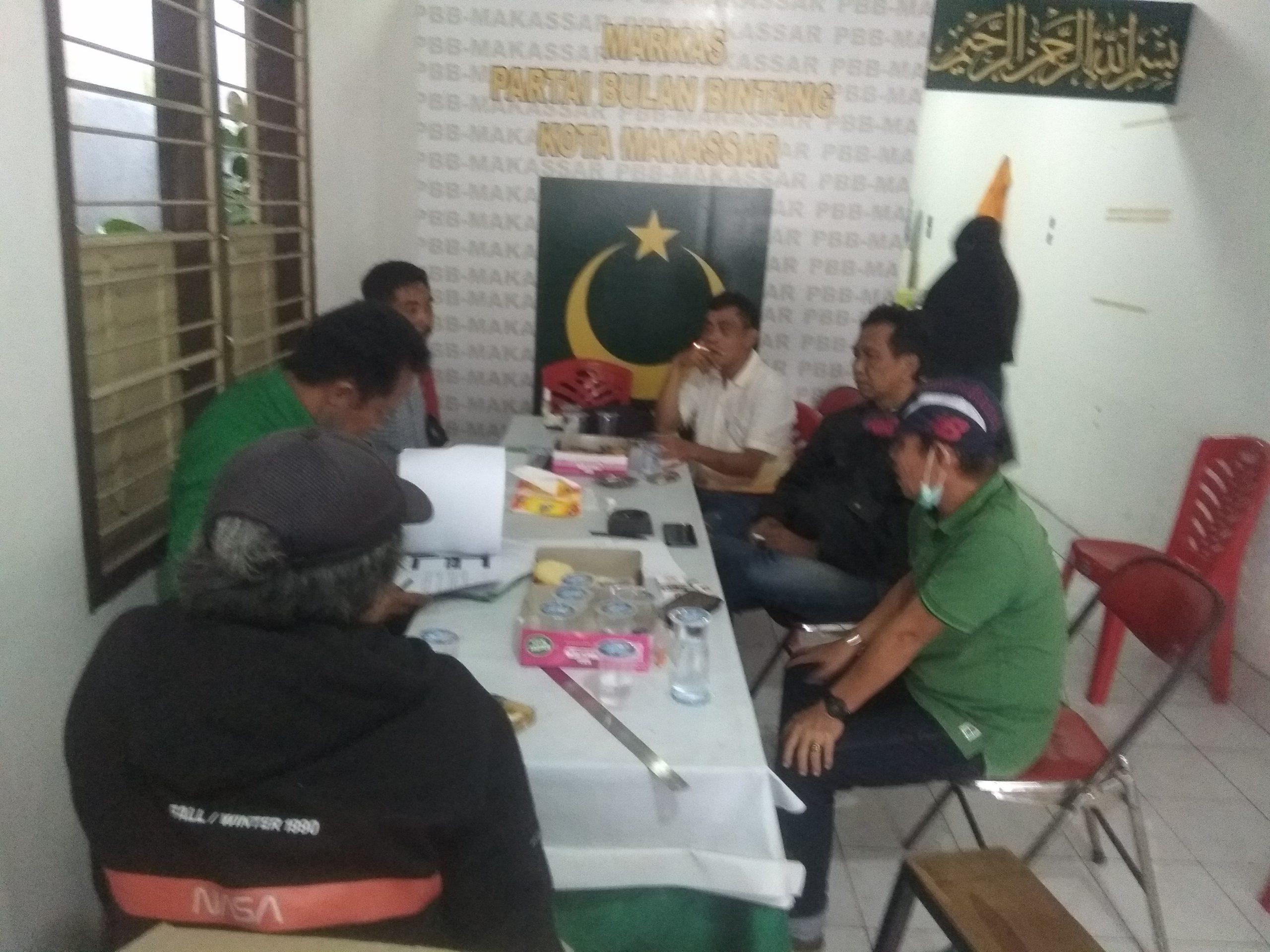 Ketua PBB Makassar: Kepengurusan PAC Hampir Rampung
