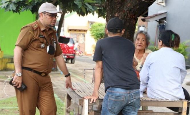 1.148 Detektor Siap Sukseskan Makassar Recover di Rappocini